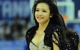 Dàn mỹ nhân Trung Quốc khoe thân cổ vũ bóng rổ