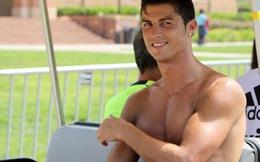 Bí quyết khỏe đẹp của Cristiano Ronaldo