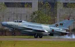 Pakistan gặp họa vì 'đồ cổ' J-7 quá nát của Trung Quốc