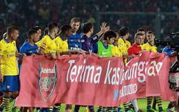 """HLV Wenger """"nổ"""" tưng bừng sau trận đại thắng Indonesia"""