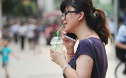 Ống hút Trung Quốc chứa chất gây ung thư