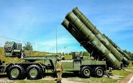 Siêu tên lửa S-400 sẵn sàng chiến đấu