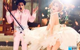 Phạm Băng Băng tái hiện cảnh tốc váy của Marilyn Monroe