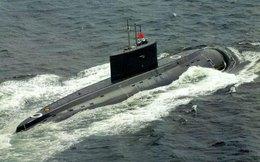 Nga đang huấn luyện lực lượng tàu ngầm Trung Quốc?