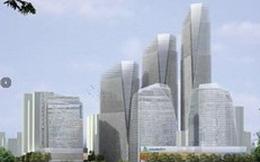 Hà Nội sắp có trung tâm thương mại 'khủng'