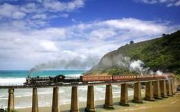 Những tuyến xe lửa đẹp nhất thế giới