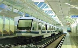 Xây tuyến tàu điện ngầm Trần Hưng Đạo - Thượng Đình