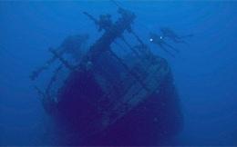 Phát hiện 12 xác tàu Nhật Bản ngoài biển Vũng Tàu