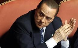 """Bản án của Berlusconi có thể """"đánh chìm"""" chính phủ Ý"""
