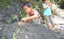 Quảng Nam: Hoang mang đất đen gây ung thư