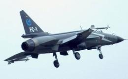 FC-1 Trung Quốc bị không quân Argentina phản đối