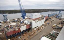 Siêu khu trục hạm Mỹ chính thức làm 'giấy khai sinh'
