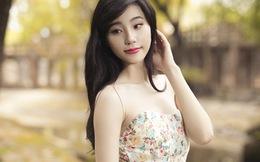 Em gái xinh đẹp của người mẫu Chung Thục Quyên