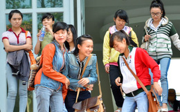 Bộ GD&ĐT công bố điểm sàn tuyển sinh ĐH - CĐ năm 2013