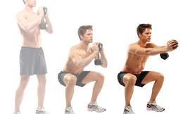 Bí quyết giúp nam giới có vòng 3 nở nang và săn chắc
