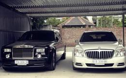 Đại gia Ninh Bình 'thi' siêu xe với đại gia đất Quảng