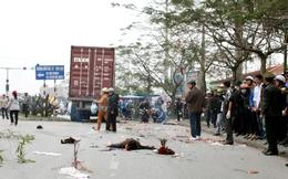 Lái xe 'điên' cán chết hai nữ sinh lĩnh án