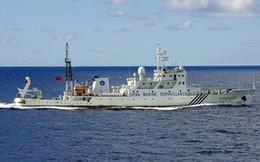 Tàu Trung Quốc xuất hiện ngày 26 liên tiếp ở Senkaku