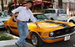 9X lơ xe thành giám đốc, kiếm 40 triệu đồng/tháng