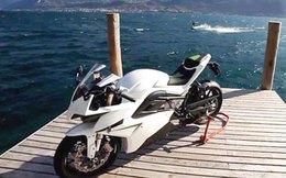 Siêu môtô điện giá khoảng 20.000 USD