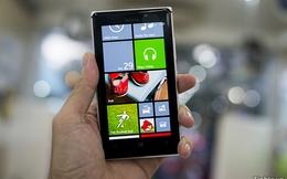 Lumia 925 có giá bán chính thức: 10.999.000 đồng, bán ra ngày 25/8