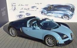 Bugatti ra mắt thêm siêu xe Veyron bản giới hạn