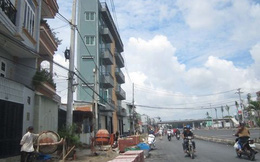 Những căn nhà dị dạng ở Sài Gòn
