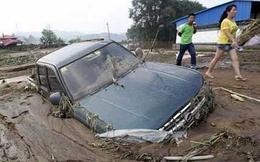 Lũ lụt nghiêm trọng, Nga - Trung 'chơi trò' đổ lỗi