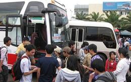 Giá vé xe khách tăng 40% trong dịp lễ 2/9