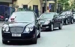 Dàn siêu xe khủng trong đám cưới hot girl Huyền Baby