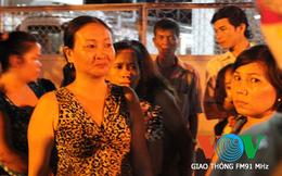 8 học sinh mất tích, phụ huynh khóc như 'mưa' trước cửa CA phường