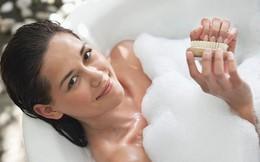 Những điều chị em cần đặc biệt lưu ý để tắm rửa đúng cách
