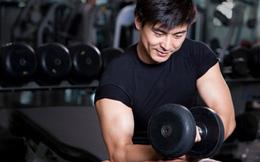 10 lý do làm bạn mất đi cơ bắp