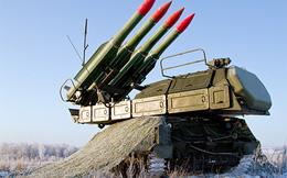 """""""4 ngón tay tử thần"""" Buk-M2E của Syria"""