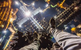 Ngắm loạt ảnh tuyệt đẹp chụp từ nóc nhà châu Âu