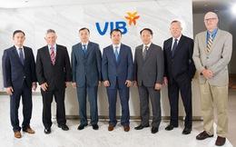 VIB cùng lúc thay Chủ tịch HĐQT, Tổng giám đốc