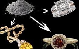 Người Việt đầu tiên chế tro cốt thành kim cương