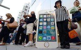 Kỷ lục 9 triệu iPhone 5S và 5C bán ra sau 3 ngày lên kệ