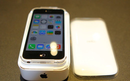 iPhone 5C giảm giá 4 triệu đồng vẫn ế