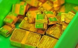 Méo mặt với vàng gửi ngân hàng