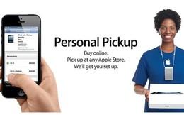 Mua iPhone 5S trực tuyến, nhận hàng ngay trong ngày