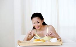 Ăn sáng no giúp tăng khả năng sinh sản