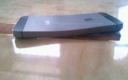 iPhone 5s dễ bị cong như iPhone 5