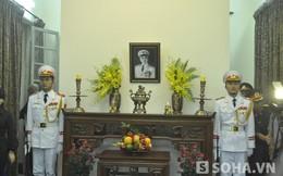 Thời gian cụ thể viếng Đại tướng tại Hà Nội - Quảng Bình - TPHCM