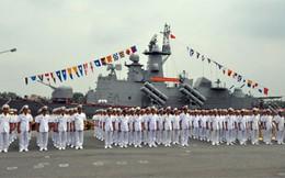 Hải quân thành lập Lữ đoàn Tàu pháo -Tên lửa 167 Vùng 2