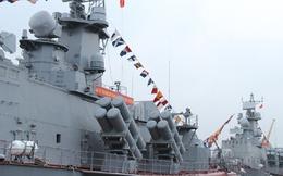 Cận cảnh tàu Pháo-Tên lửa hiện đại vừa ra mắt của Việt Nam