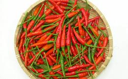 Những người không nên ăn ớt