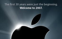 Nhìn lại lịch sử 10 năm các sự kiện đáng nhớ của Apple