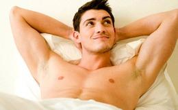 Nam giới ngủ nude sẽ hạn chế được bệnh tình dục