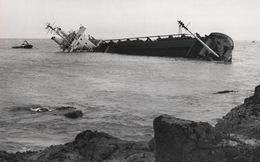 Bộ ảnh hiếm về những con tàu bị đắm nổi tiếng trong thế kỷ qua